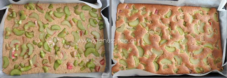 Rhabarber-Blechkuchen 2