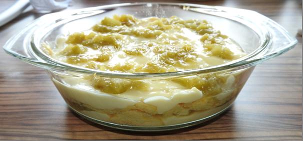 Rhabarber-Trifle 1