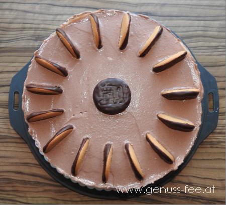 Rezept Orangen Soft Cake Torte Genuss Fee