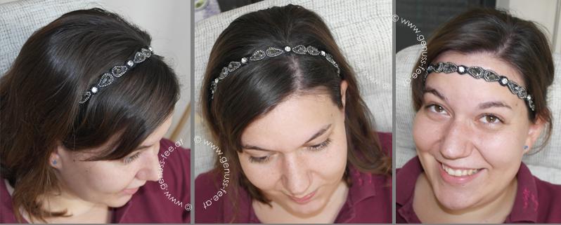 Tassel Haarband Darling 3