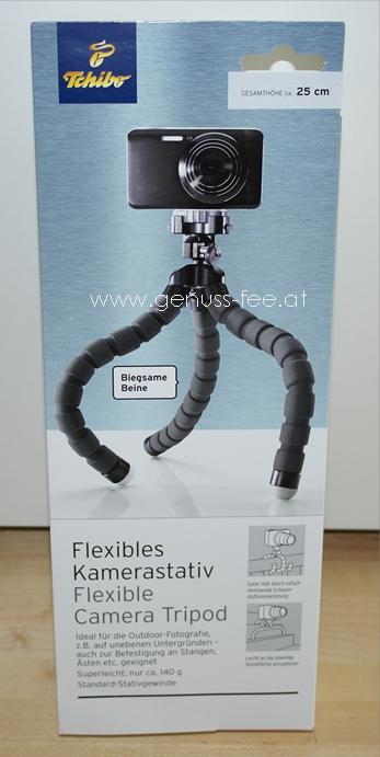 Tchibo Flexibles Kamerastativ 4