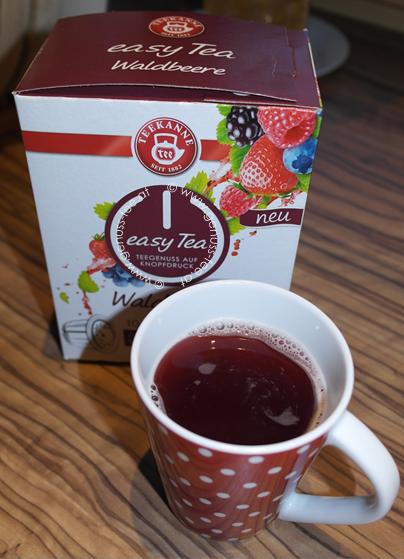 Teekanne easy Tee Waldbeere 3