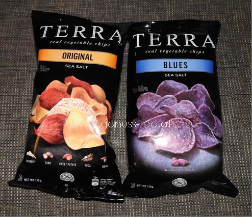 Terra Gemüsechips 2