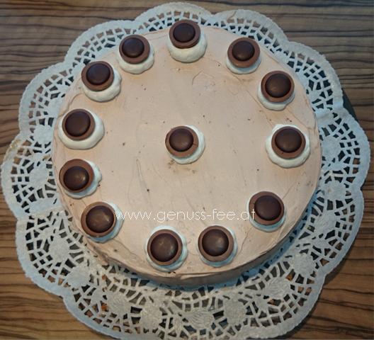 Toffifee Torte 1