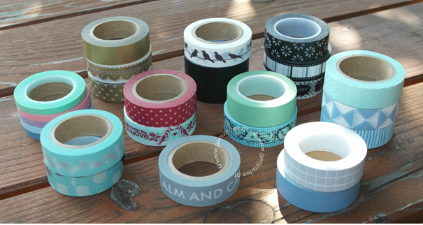 Washi-Tapes von bespoke.design7