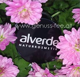 alverde Naturkosmetik Herbstsortiment 2014