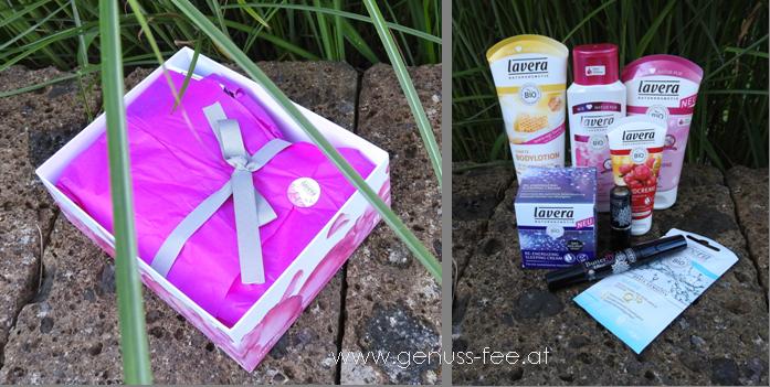 lavera beauty box YVONNES LIEBLINGE 1